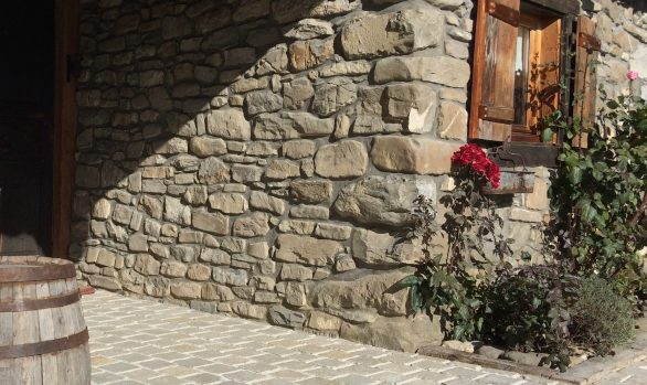 Pavage pierres naturelles